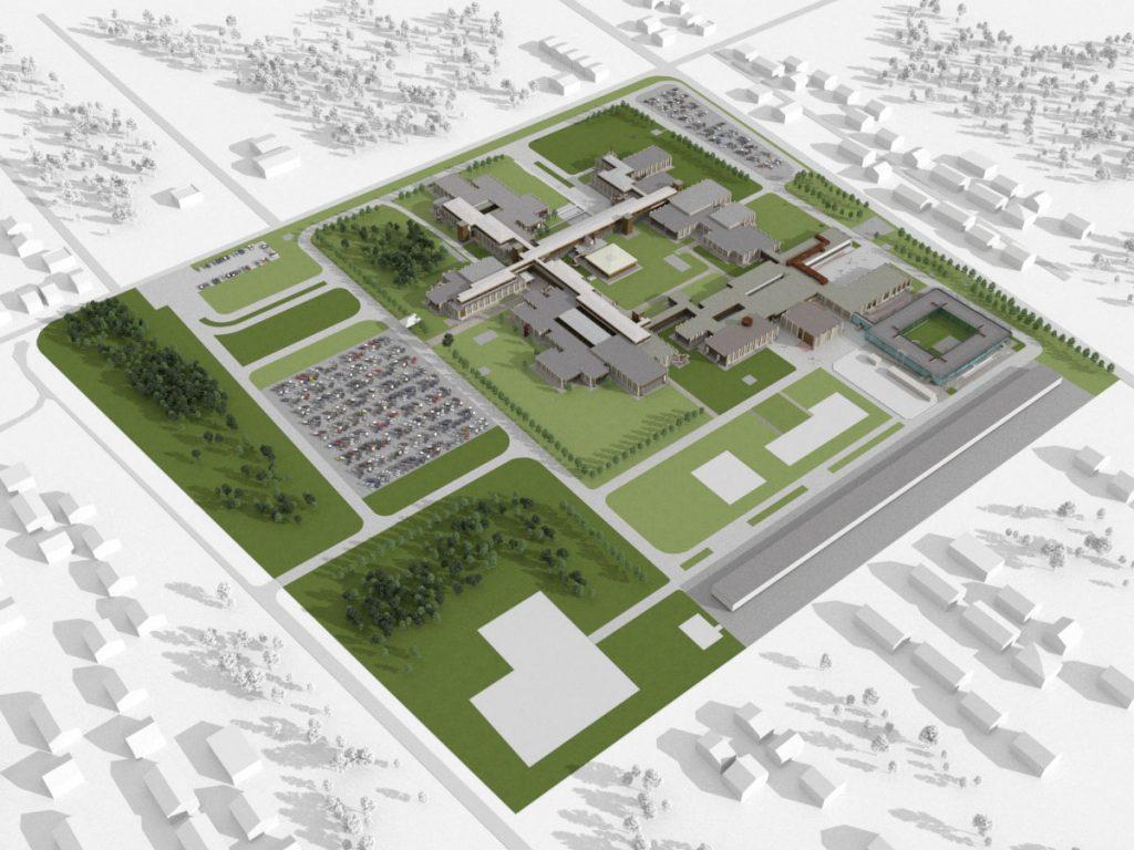 Riqualificazione Energetica Centro Operativo TIM (Acilia) - React Studio S.r.l.