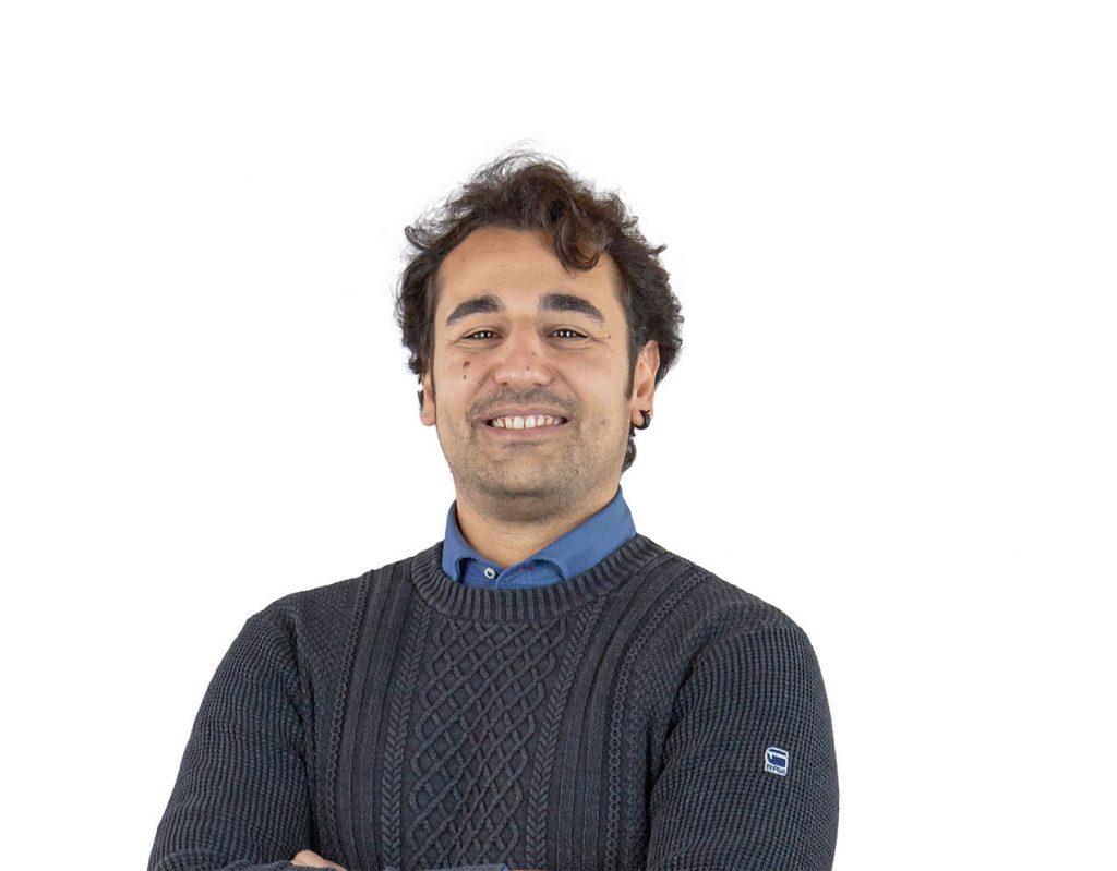 Andrea Santagato, Ingegnere - React Studio