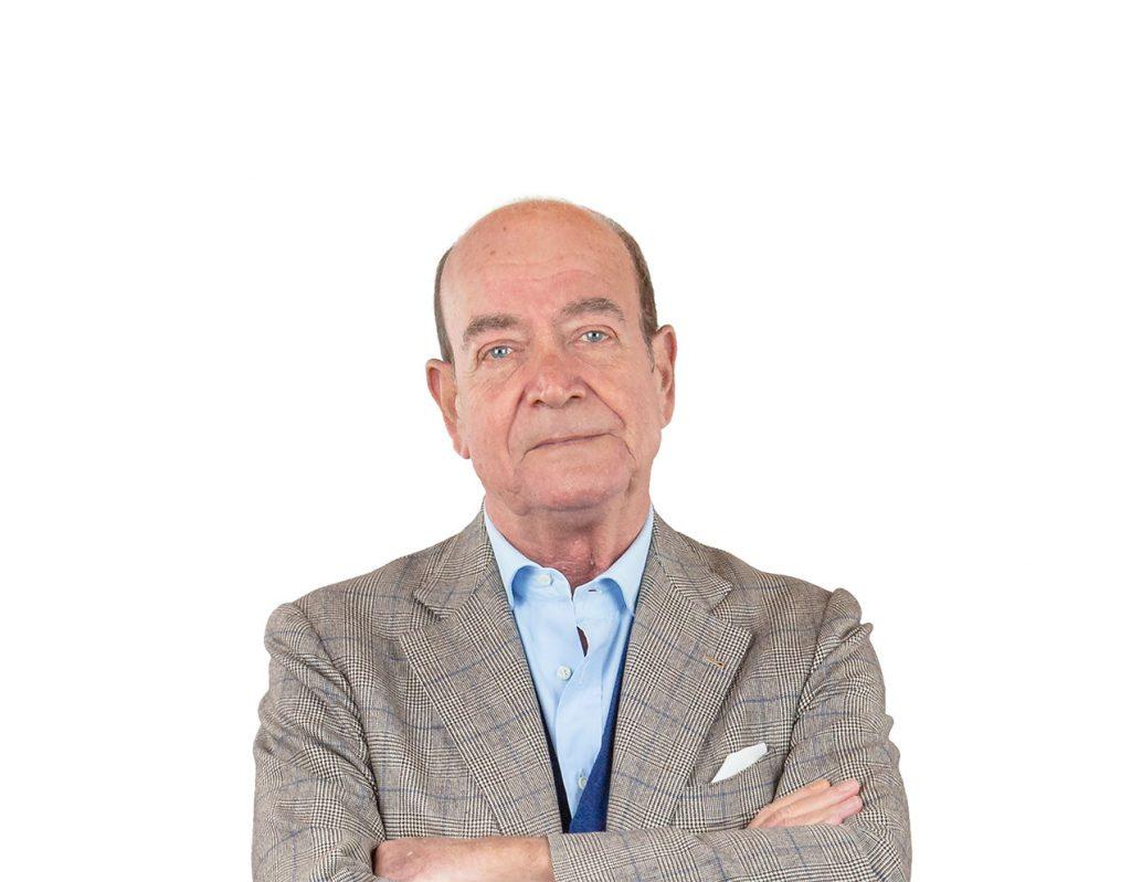 Edgardo Azzopardi, Presidente del C.d.A. - React Studio