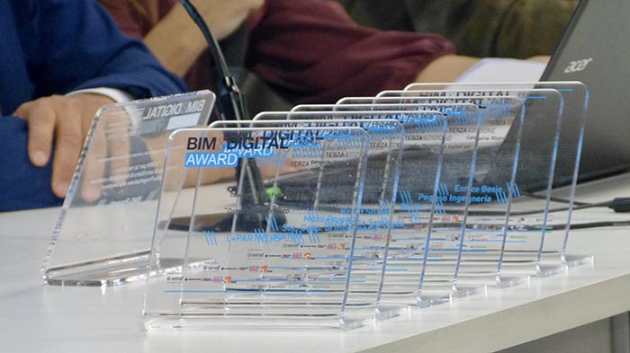 Stadio Flaminio: React Studio vince BIM e Digital Award 2019