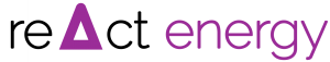 React Studio, Settore Energy Logo - Efficientamento energetico e miglioramento sismico